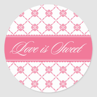 Love is Sweet - Favor Tag