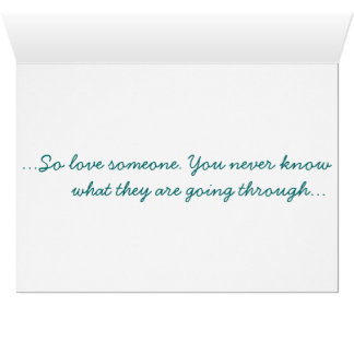 love is the best greeting card
