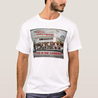 Love is the Message T-Shirt