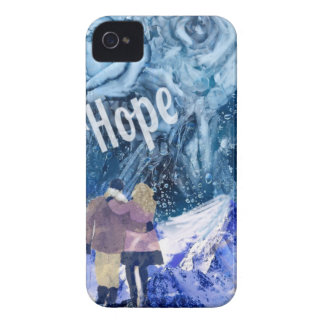 Love is the only hope in our life. iPhone 4 Case-Mate cases