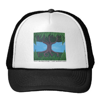 Love is the Root of Life Hat