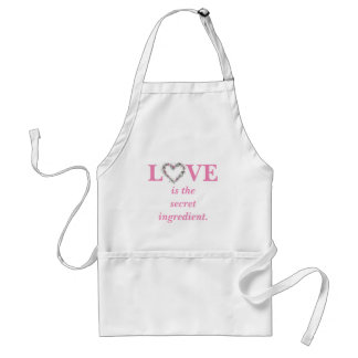 Love is the Secret Ingredient Apron