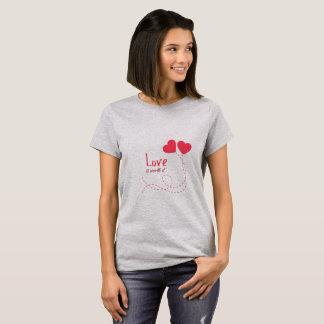 love is worth it T-Shirt