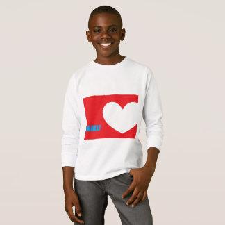 'Love Israel' Long-Sleeve Shirt