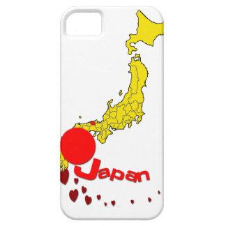 Love Japan iPhone 5 Cover