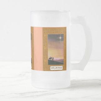 Love, Joy, peace Coffee Mugs