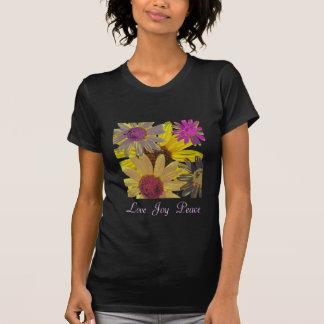 Love   Joy   Peace Tee Shirts