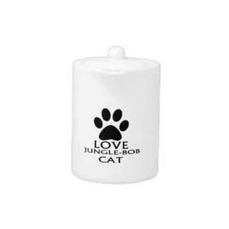 LOVE JUNGLE-BOB CAT DESIGNS