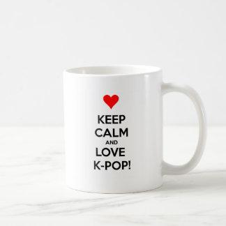 Love K-Pop! Coffee Mug