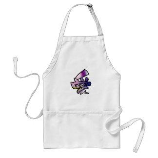 love kanji standard apron