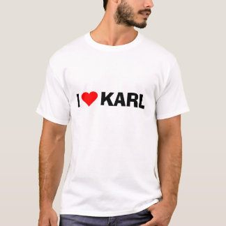 Love Karl T-Shirt
