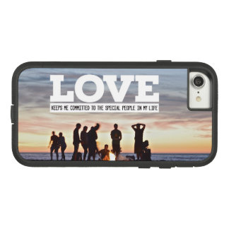 Love Keeps Me Committed Case-Mate Tough Extreme iPhone 8/7 Case