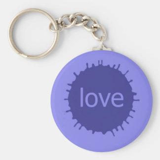 loVe Key Chains