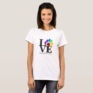 LOVE Key West Cats T-Shirt