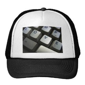 Love Keyboard Cap