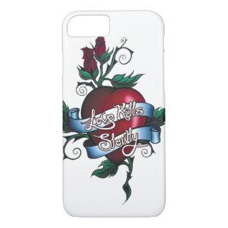 Love Kills Slowly iPhone 7 Case