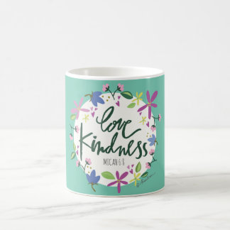Love Kindness Coffee Mug
