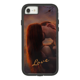 Love kiss Case-Mate tough extreme iPhone 8/7 case