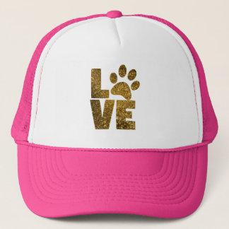 Love Kitty Trucker Hat
