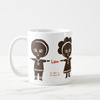 Love Knows no Borders Coffee Mug