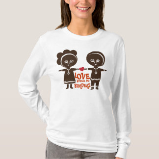 Love Knows No Borders T-Shirt