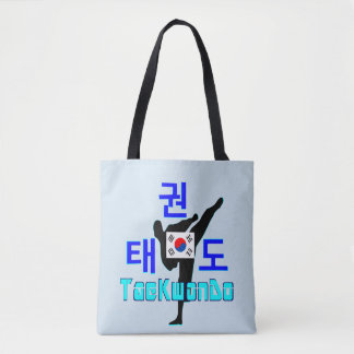 ❤☯✔Love Korean Martial Art-TaeKwonDo Classic Tote Bag