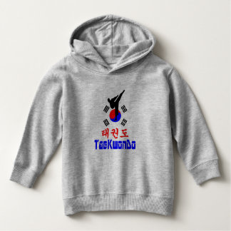 ❤☯✔Love Korean Martial Art-TaeKwonDo Fabulous Hoodie