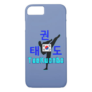 ❤☯✔Love Korean Martial Art-TaeKwonDo Feather-like iPhone 8/7 Case