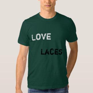 Love Laces T Shirt