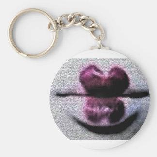Love L'Amour Lipstick IV Key Chain
