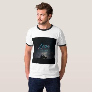 ... Love Lasts Forever ... Men's Shirt