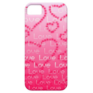 Love layer heart IPhone 5 iPhone 5 Cases