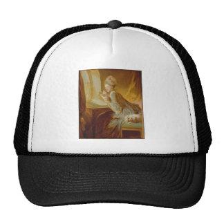 Love letter cap