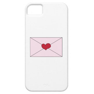 Love Letter iPhone 5 Covers