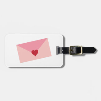 Love Letter Luggage Tags