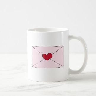 Love Letter Basic White Mug