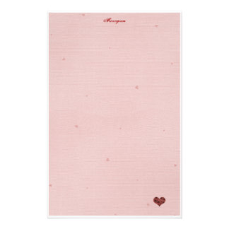Love Letter Paper! Personalised Stationery