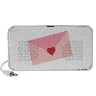 Love Letter Portable Speaker