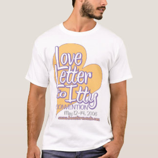 Love Letter to Itty T-Shirt
