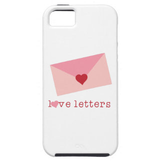 Love Letters iPhone 5 Cases
