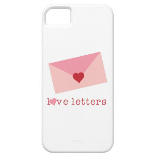 Love Letters Barely There iPhone 5 Case