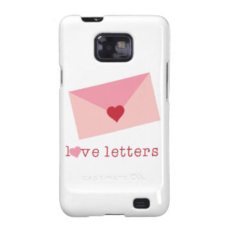 Love Letters Galaxy SII Case