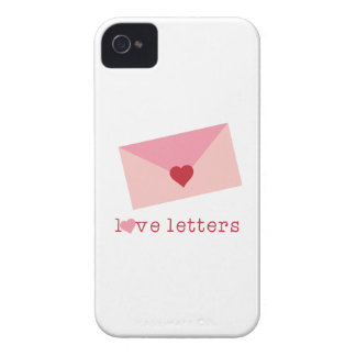 Love Letters iPhone 4 Case-Mate Case