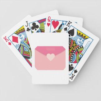 Love Letters Poker Deck