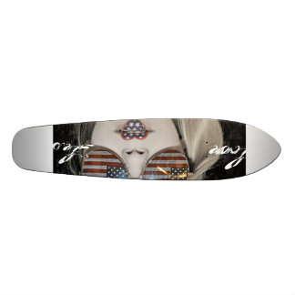 Love Lexi <3 Skateboard Deck