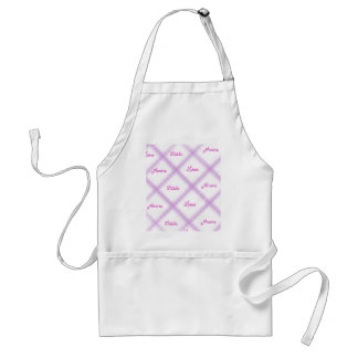Love Liebe Amore Apron