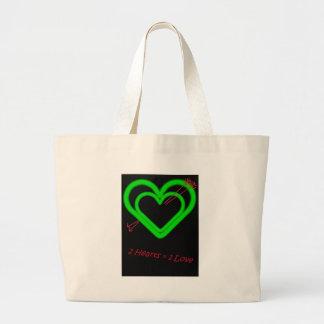 Love -Liebe Tote Bags