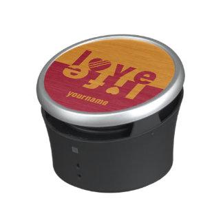 Love / Life custom speaker