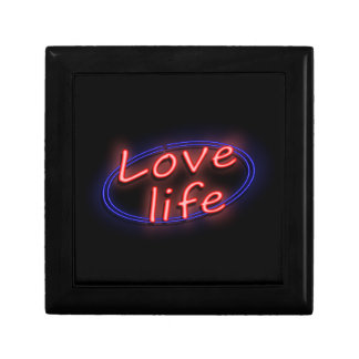 Love life. gift box