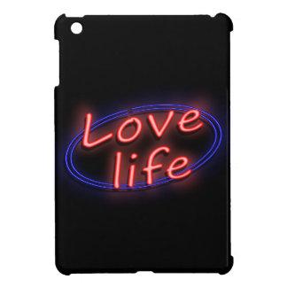 Love life. iPad mini cover